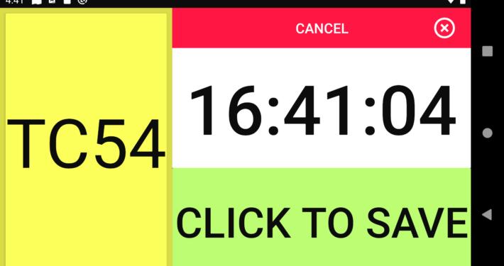 Rallycheck TC Screenshot