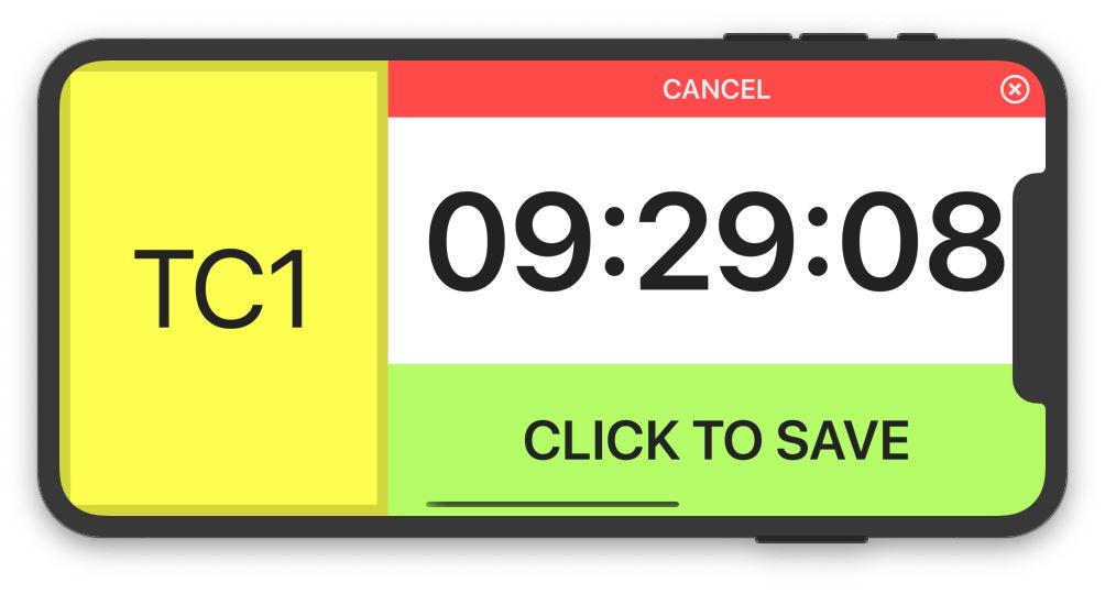 Tallycheck tijdcontrole